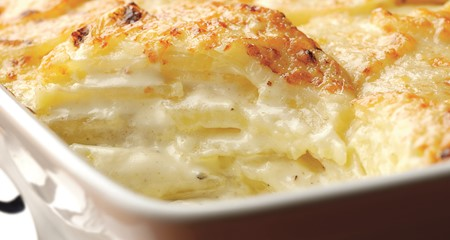 Dauphinoise potatoes recipe