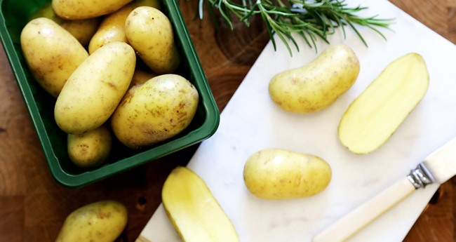 Potato Varieties | Salad Potatoes | Charlotte | Love Potatoes