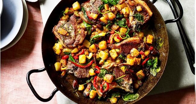 Easy tagine recipes lamb