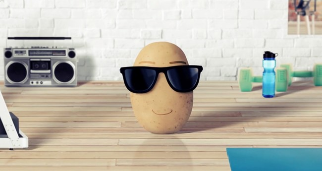 Potato New Video Campaign