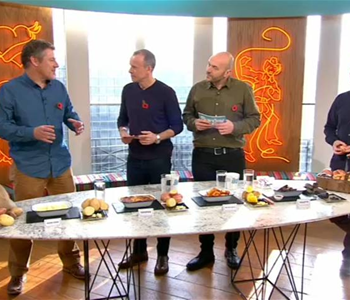 Sunday Brunch Potatoes on Channel 4