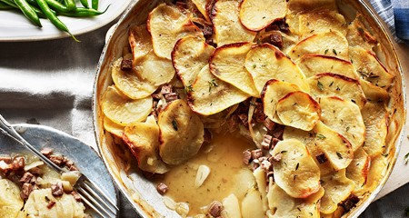 One pan Lyonnaise potatoes recipe