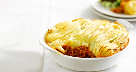 30 minute cottage pie recipe