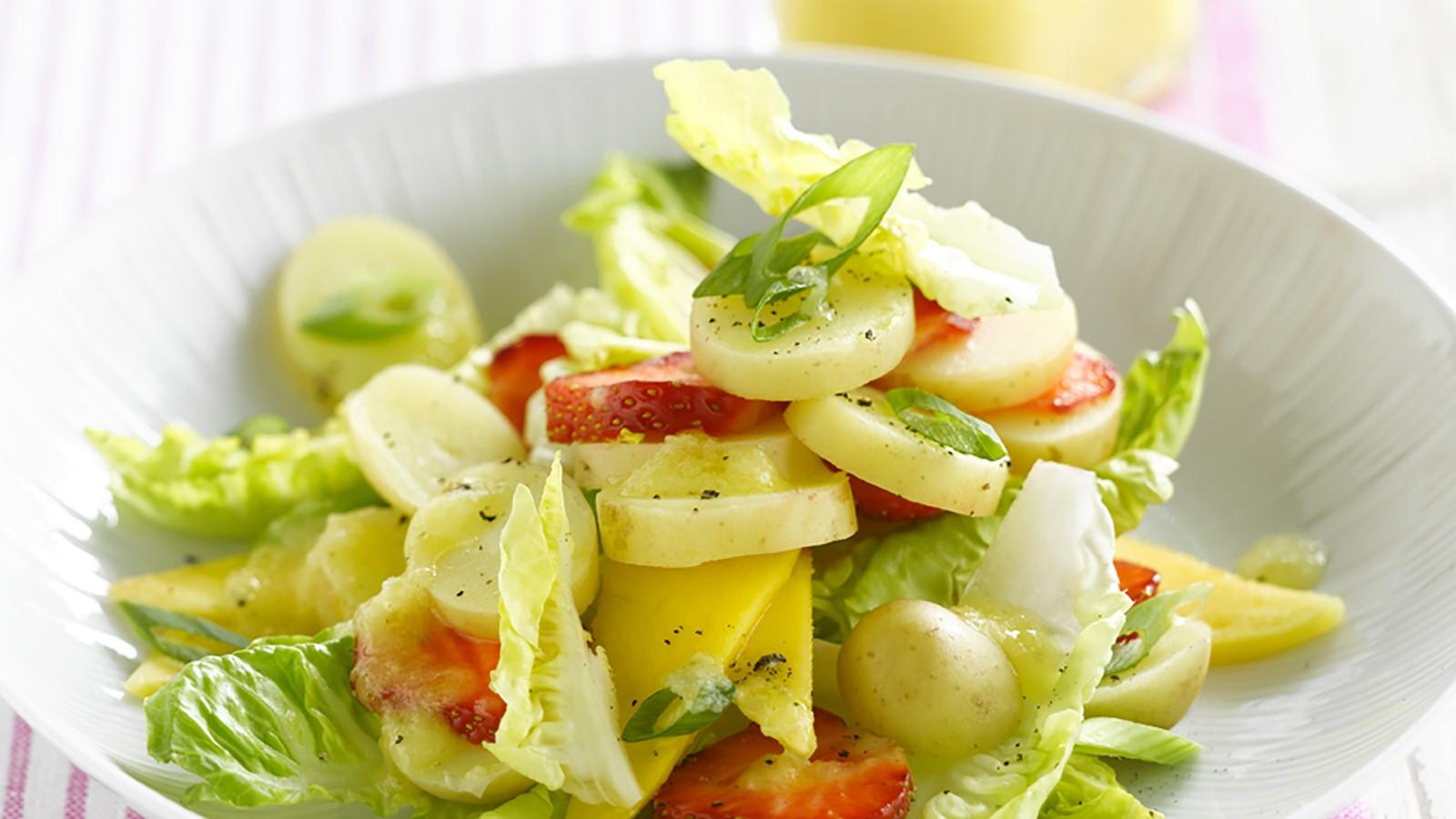 Easy potato salad recipes uk