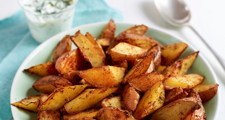 Spice Bomb Potatoes Recipe