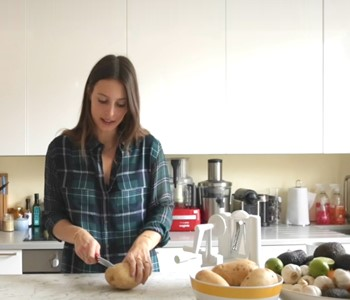 Deliciously Ella Unearths New Potato Recipe