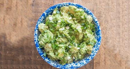 Deliciously Ella's Potato Salad Recipe