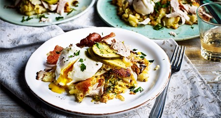 Turkey Bubble and Squeak Recipe