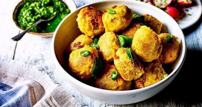 Love Potatoes - Dhal Vada Recipe | Love Potatoes