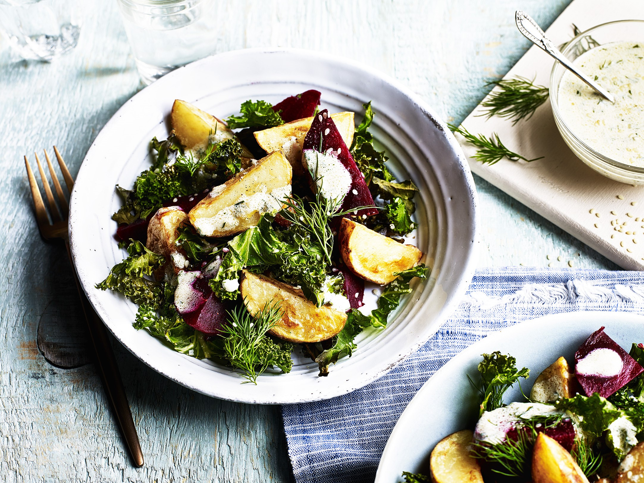 Easy lunch recipes uk