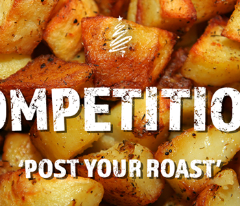 Post Your Roast Competition T&C